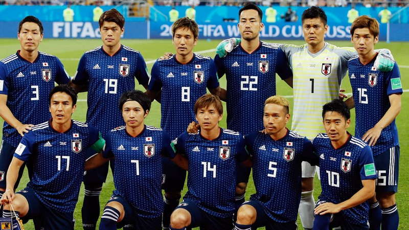 FIFA World Cup – Japanese National Team
